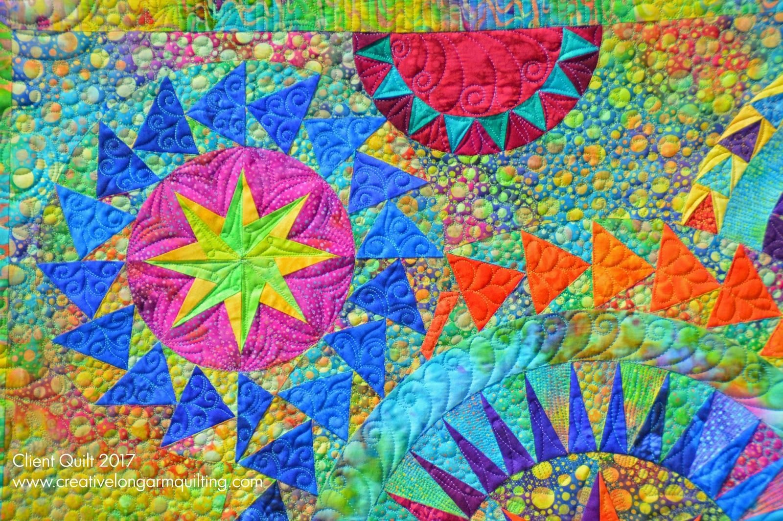 Creative Longarm Quilting By Karen Marchetti Kris S The