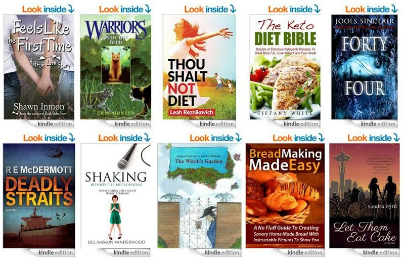 Find Today's Free eBooks