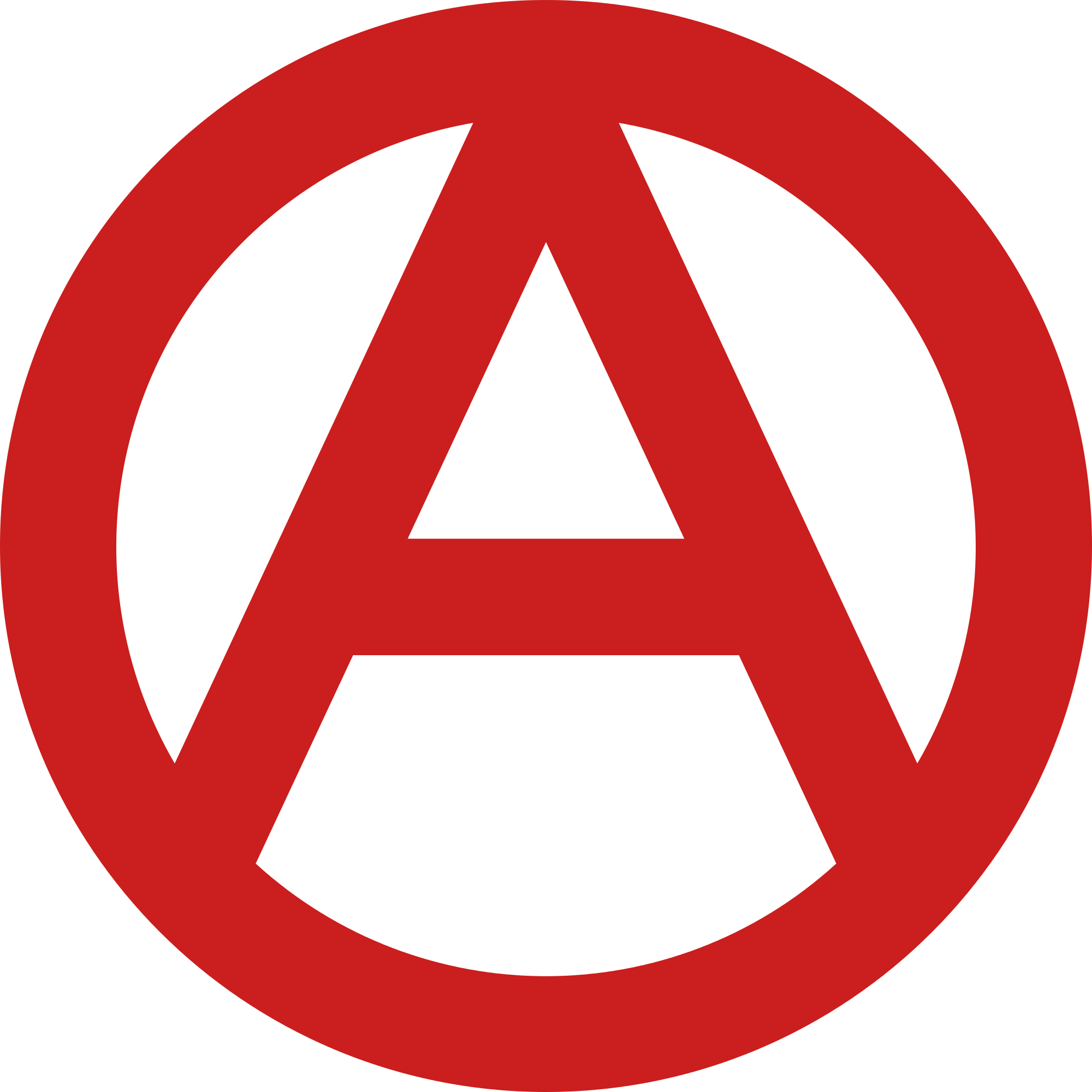 2000px Anarchy Symbol Red Svg Png 2000 2000