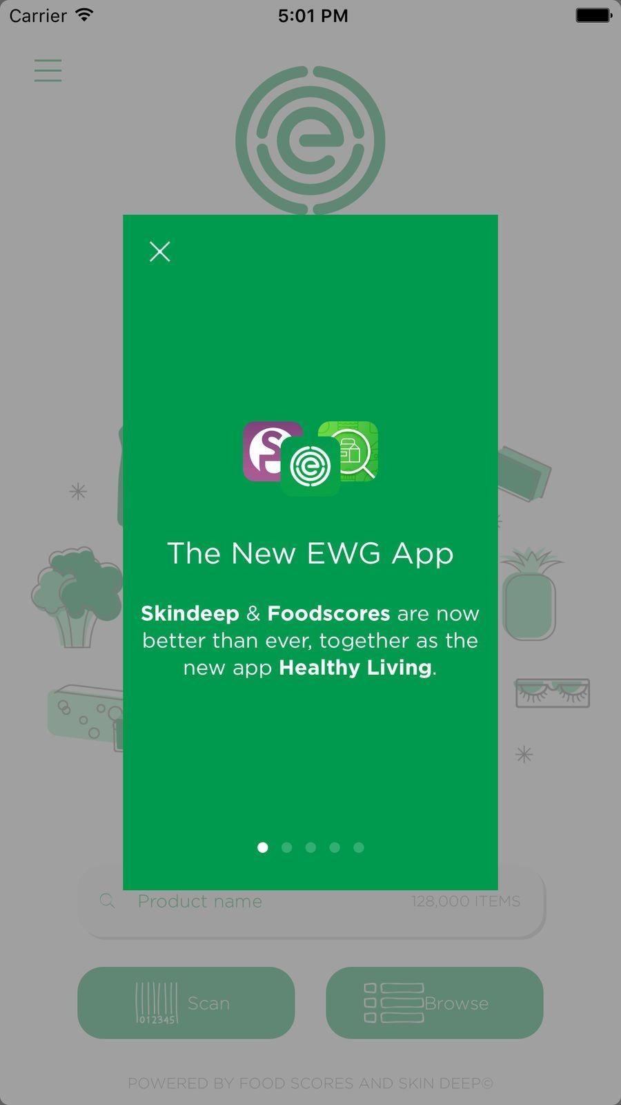EWG's Healthy Living ShoppingGroupiosLifestyle