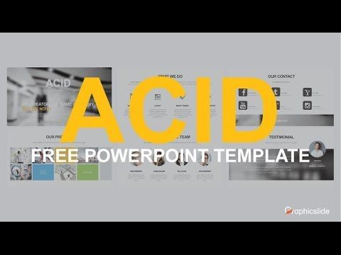 Stock Powerpoint Templates - Free Download Every Weeks Free PPT - company profile free template