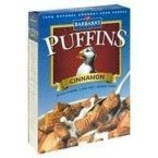 Barbara's Cinnamon Puffins (12x10 Oz)