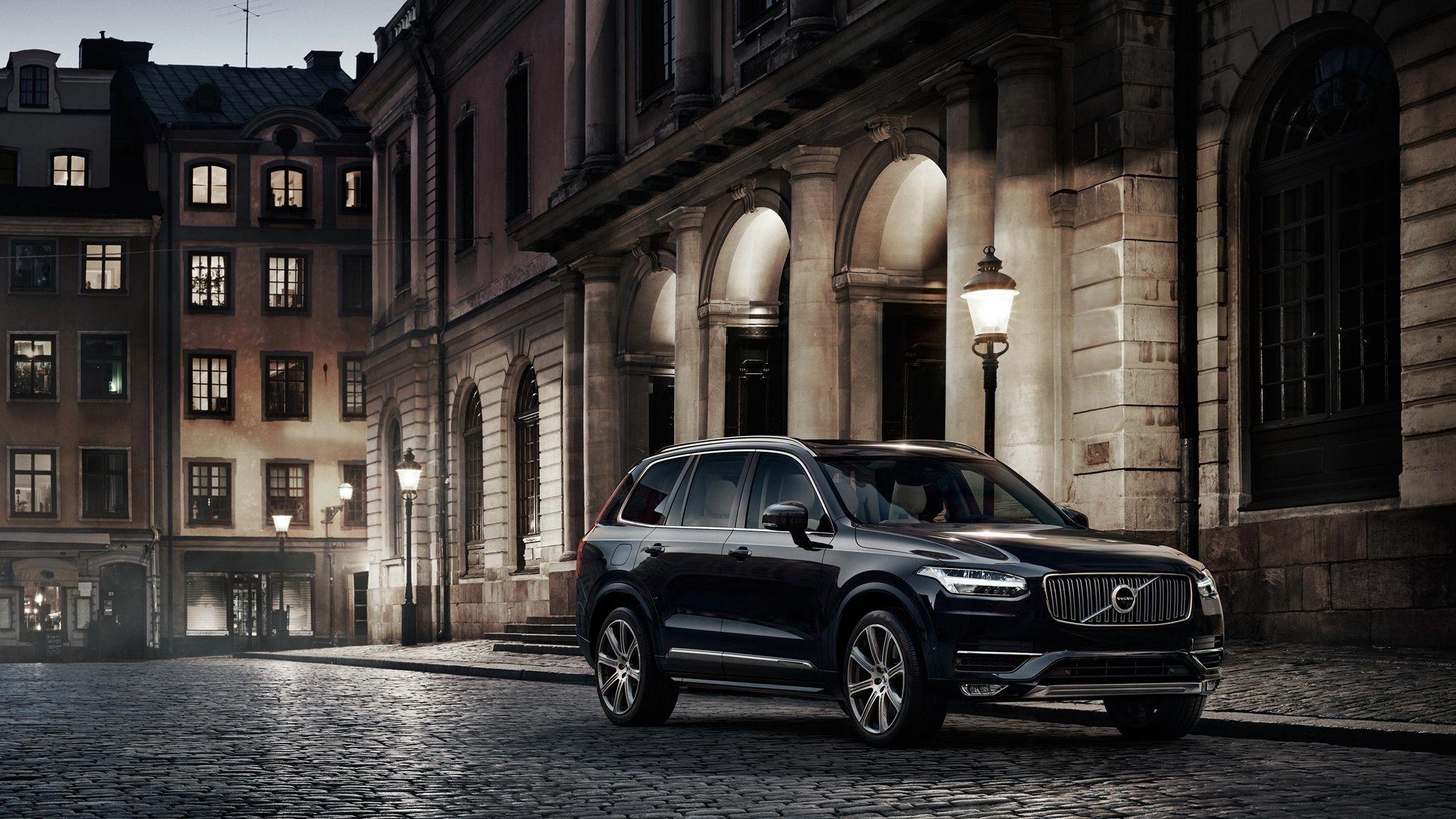 The All New Xc90 Gallery Volvo Cars Otomobil Araba Arabalar