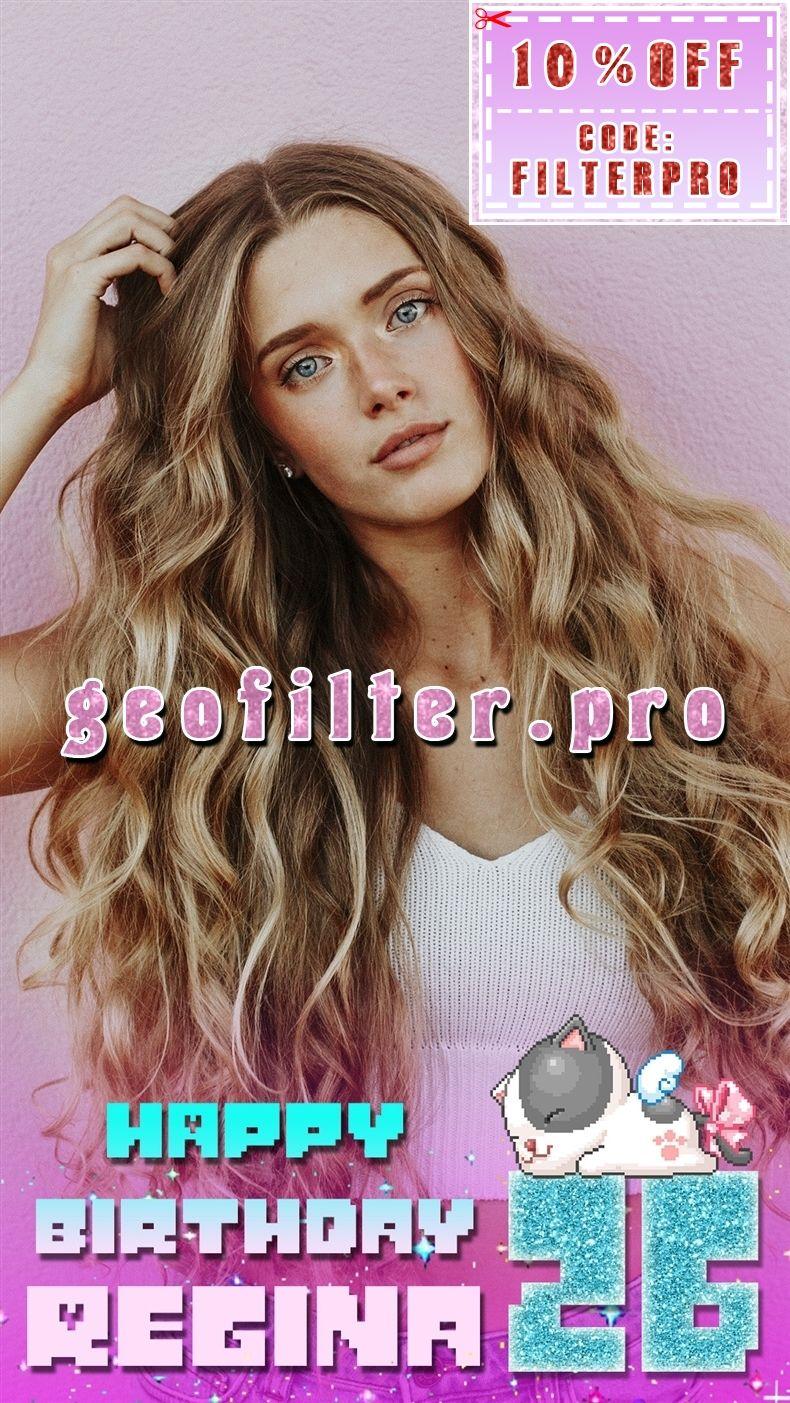 Design Snapchat Filter Online Snapchat Video Filters Snapchat Filter Template Snapchat Filter Design