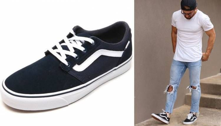 3a8f1b1a1d2fc 5 tênis da Vans que vão combinar com o seu estilo