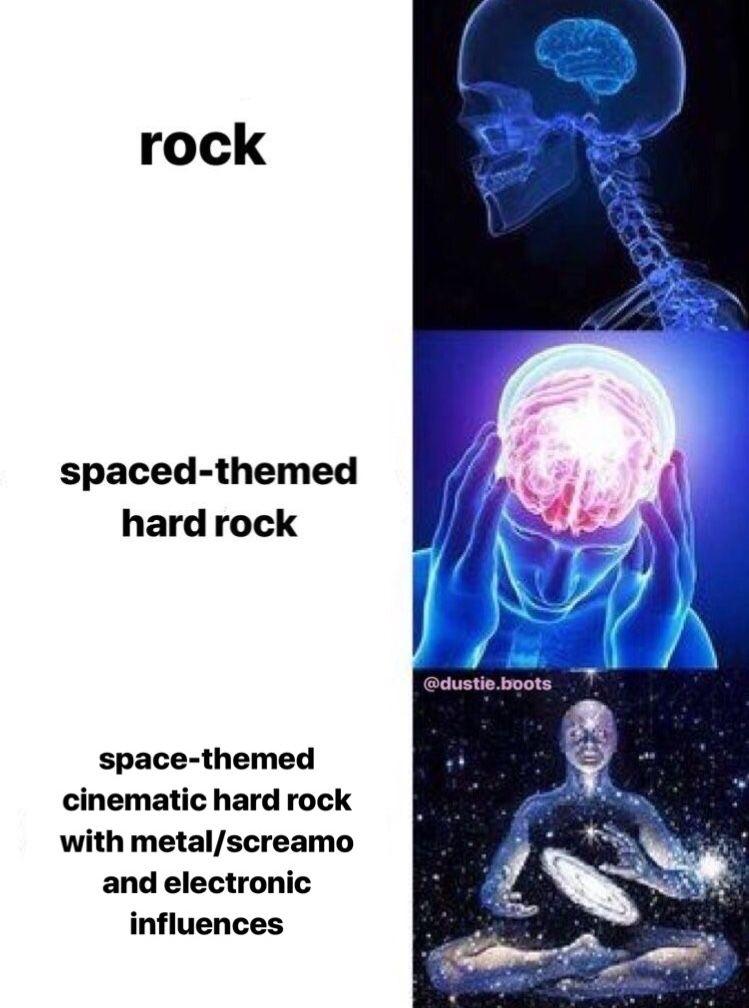 Starset Meme Music Funny Band Jokes Band Wallpapers Meaningful Lyrics