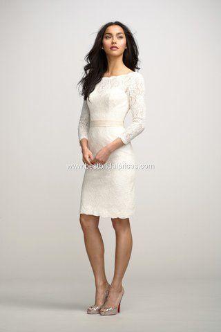 Watters Watters Posey Size 18 Size 7 Wedding Dress | Winter weddings ...