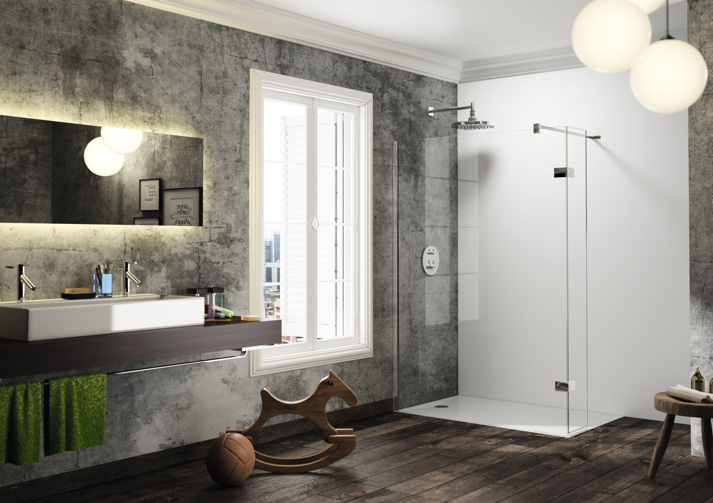 Finde Jetzt Dein Traumbad Wertvolle Tipps Von Der Planung Bis Zur Umsetzung Mit Bildern Badezimmerideen Duschwand Duschkabine