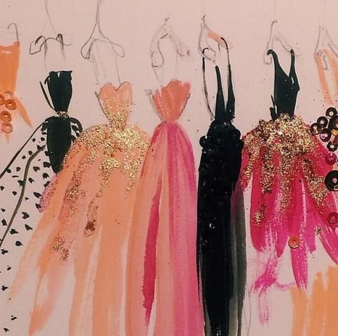 Photo of 10 Fashion Illustrators to Follow on Instagram Right Now