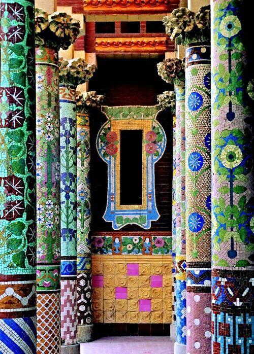 Palau de la Musica Barcelona.