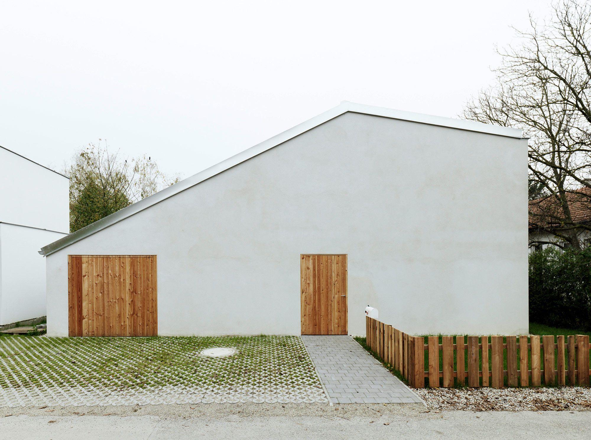 Garagen Gunstig Minimalist : Günstig schön hofhaus in bisamberg bei wien family houses and