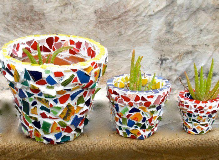 Superior Mosaik Selber Machen Zum Einpflanzen Stecklinge Photo Gallery
