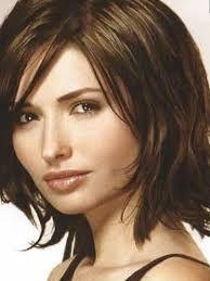 Bildergebnis Für Frisuren Für Mollige Frauen Mit Rundem Gesicht