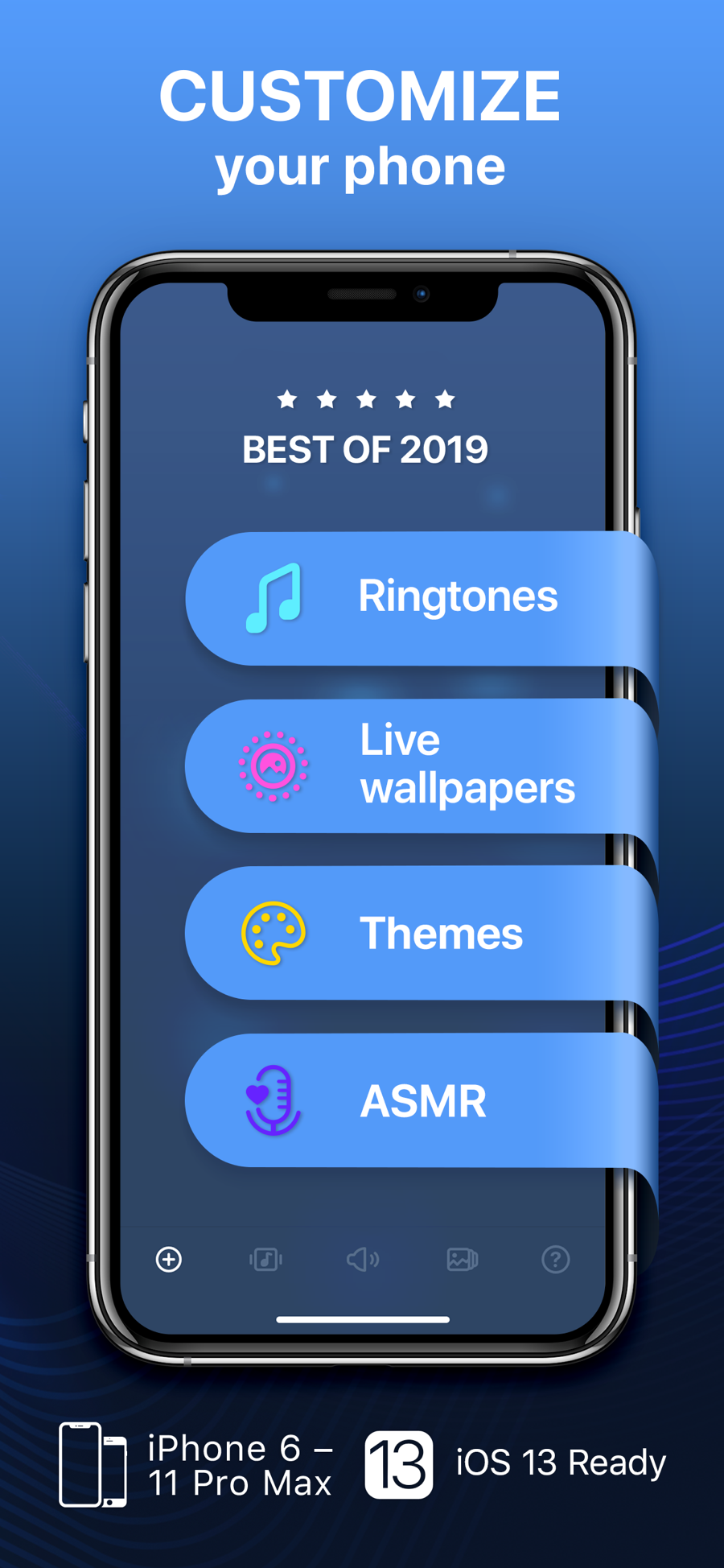 Ringtones for iPhone! on the App Store Ringtones for