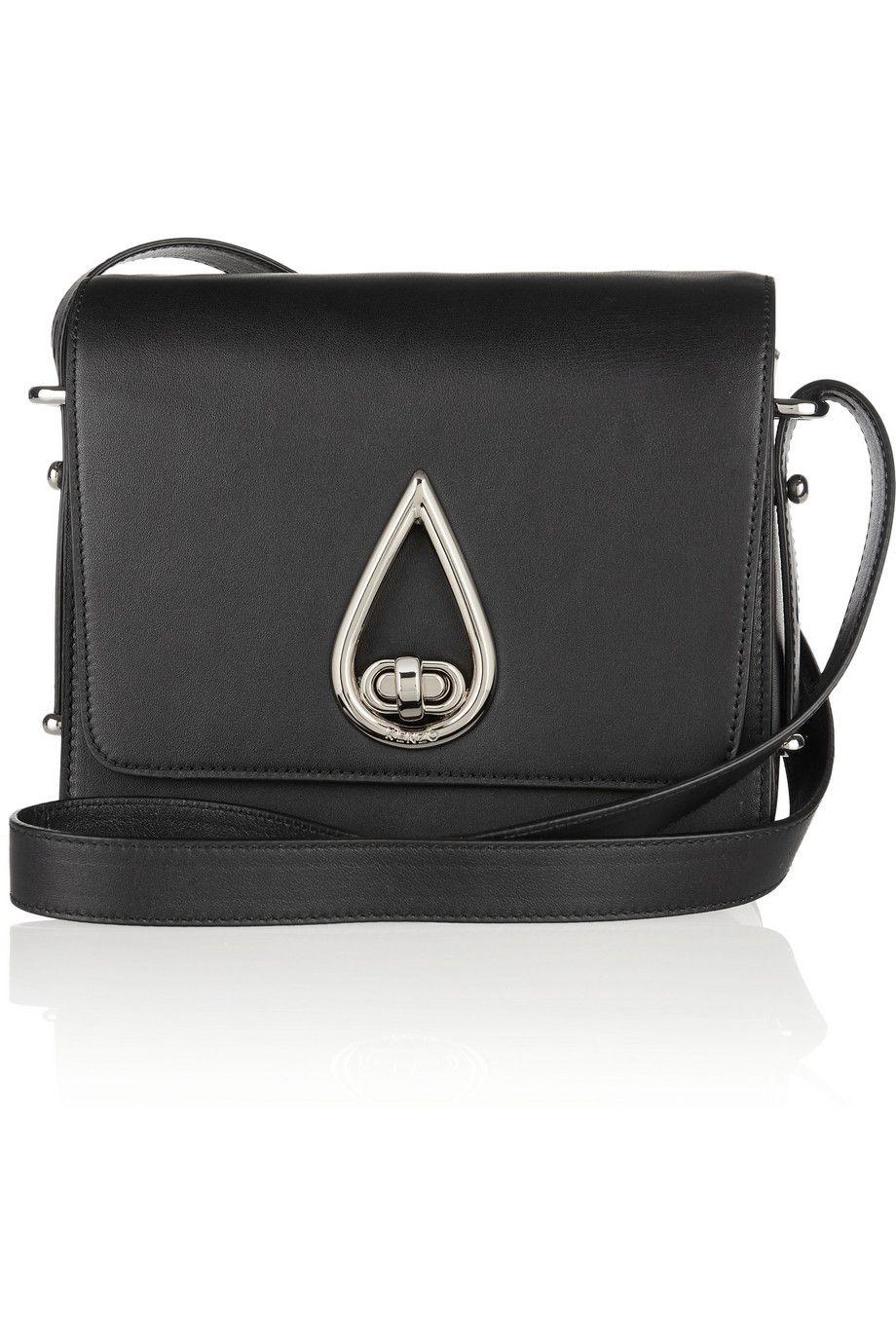 f76adebc69 KENZO | Raindrop leather shoulder bag | NET-A-PORTER.COM | t l b b ...