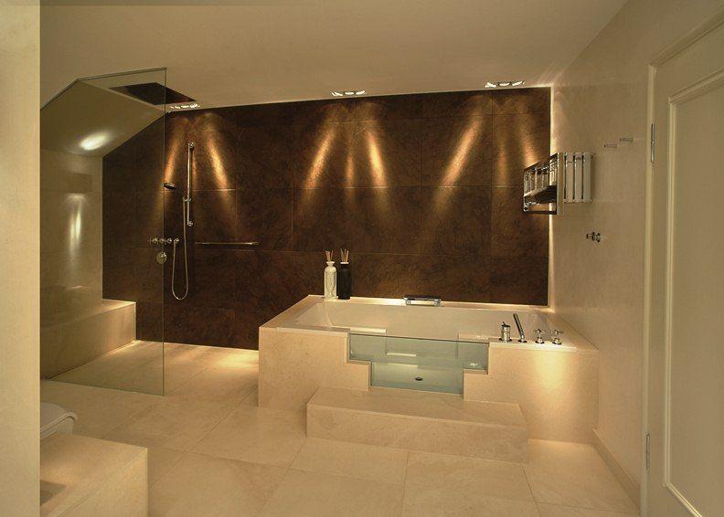 Badezimmerleuchten Agodesign Baños diseños varios Pinterest - led spots badezimmer