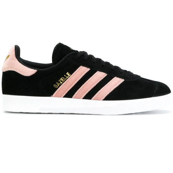 newest 4b689 f76cd Adidas Originals Velvet Vibes Gazelle sneakers (430 PLN) ❤ liked on Polyvore  featuring shoes