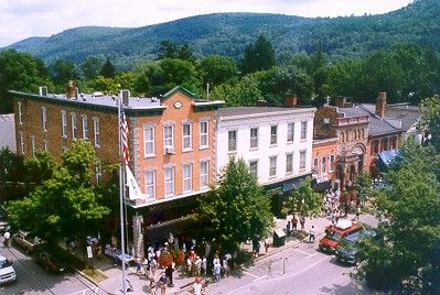 Main Street Cooperstown Ny Small Town America Road Trip Usa Places To Go