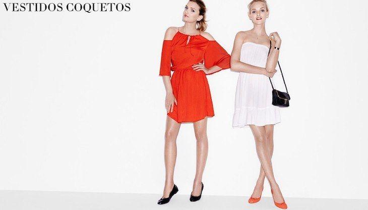 H&M nos presenta cinco estilos claves sensacionales de vestidos para este verano