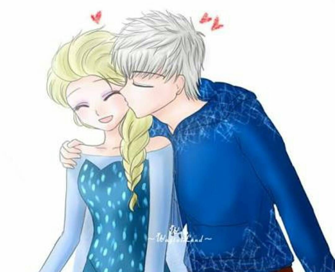 Jack giving elsa a sweet kiss jelsa pinterest jelsa 100 jack giving elsa a sweet kiss thecheapjerseys Choice Image