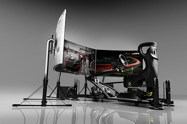 Top 10 Most Envied Gaming Setups And What They Cost - #geek