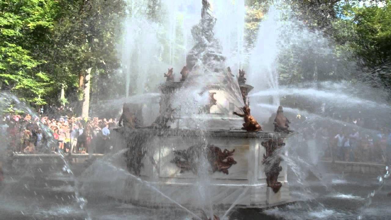 Fuente De Las Ranas La Granja Granja De San Ildefonso San Luis Granja