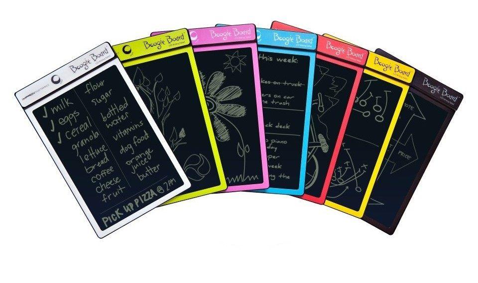 Boogie Board: Digitální tabule na zapisování