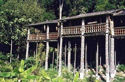 Eyes On Sarawak Cultural Village History Of Sarawak Cultural Villages Sarawak Cultural Village Sarawak Long House