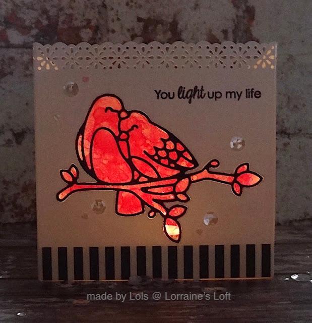 Lorraine S Loft Simon Says Stamp Love Birds In 2021 Simon Says Stamp Love Birds Simon Says