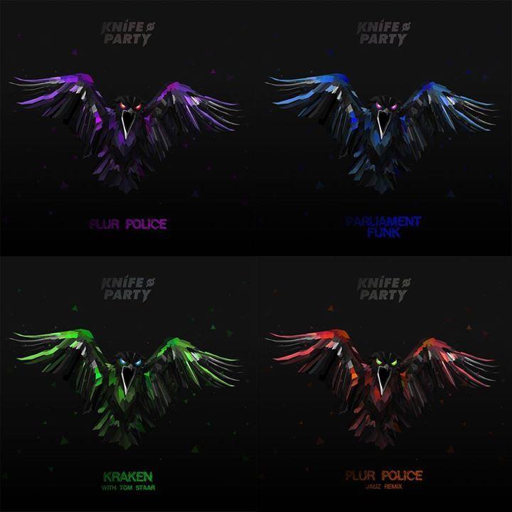 knife party kraken album - Google Search