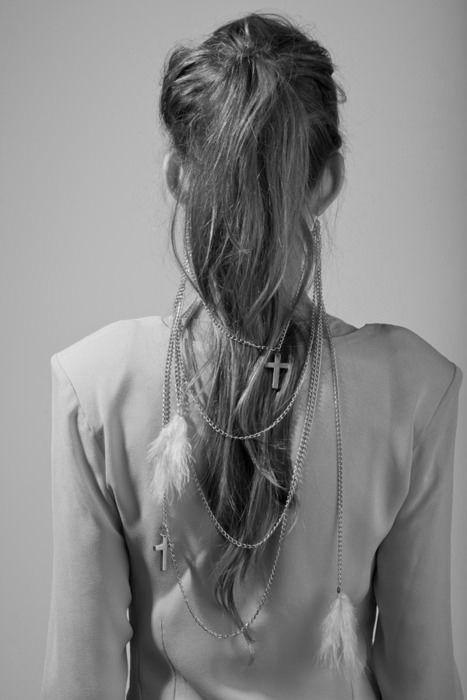 Diferentes versiones peinados originales Fotos de cortes de pelo tutoriales - #trenzas | Beauty, Hair, Hair styles