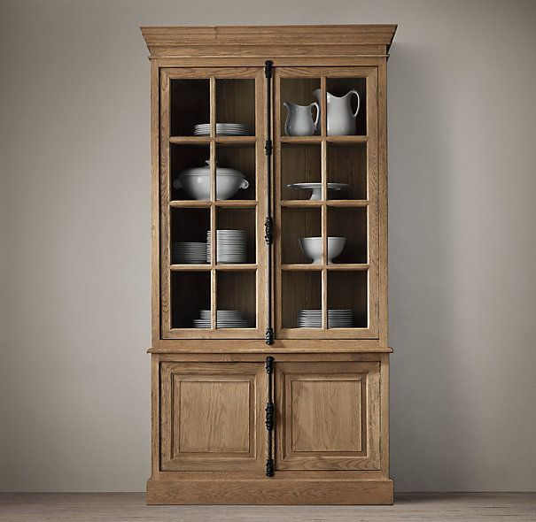 Decor Look Alikes | Restoration Hardware French Casement Sideboard and  Hutch $1795 vs $1499 @Crate - Decor Look Alikes Restoration Hardware French Casement Sideboard