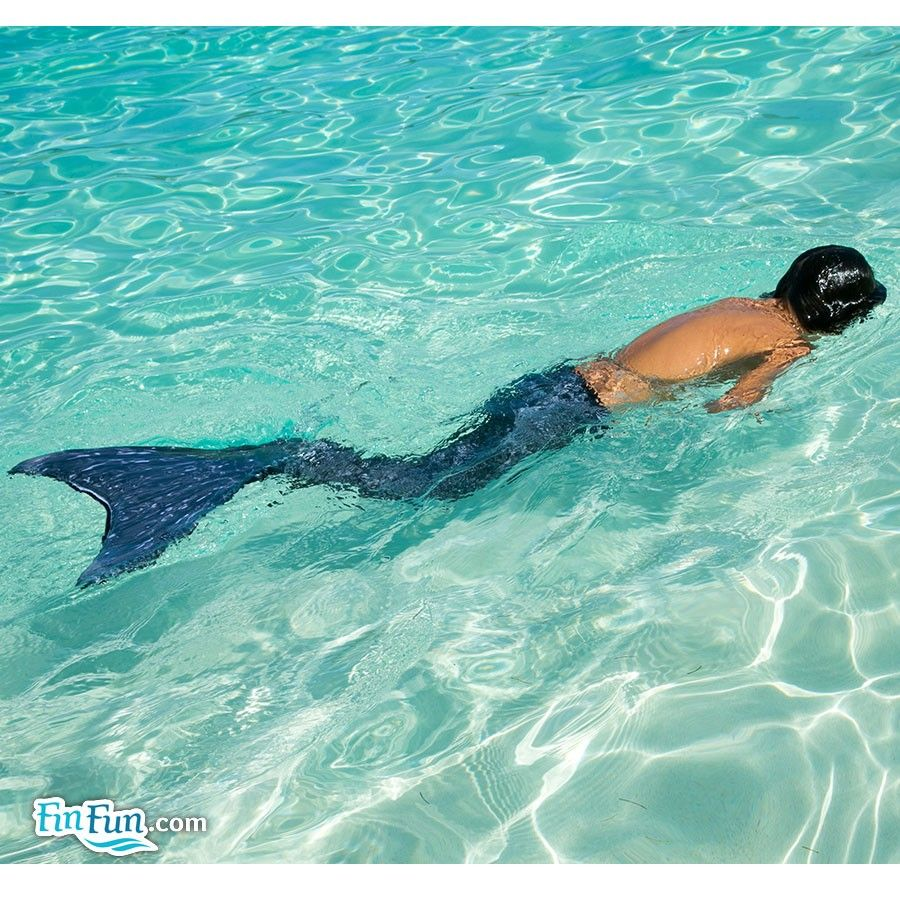 how to swim in a fin fun mermaid tail