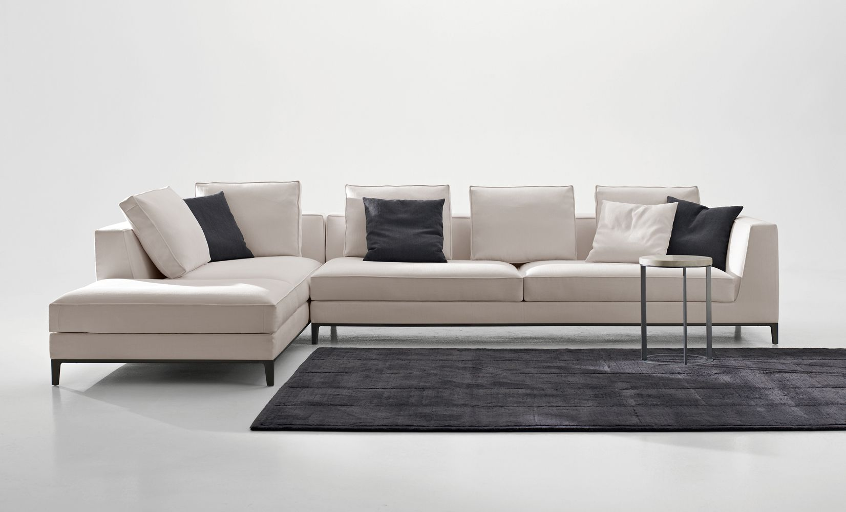 Maxalto lucrezia simplice collection l b italia sofa for B b italia maxalto sofa