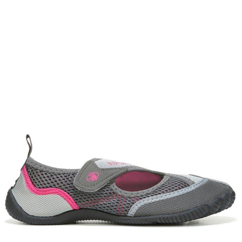 Body Glove Women's Horizon Water Shoes (Grey/Pink) - 5.0 M #WaterShoes