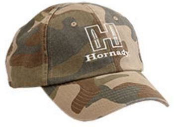 db608853ba35a Hornady 99299 Vintage Cap Woodlawn Camouflage. 6 panel design. Embroidered  logo on front panel