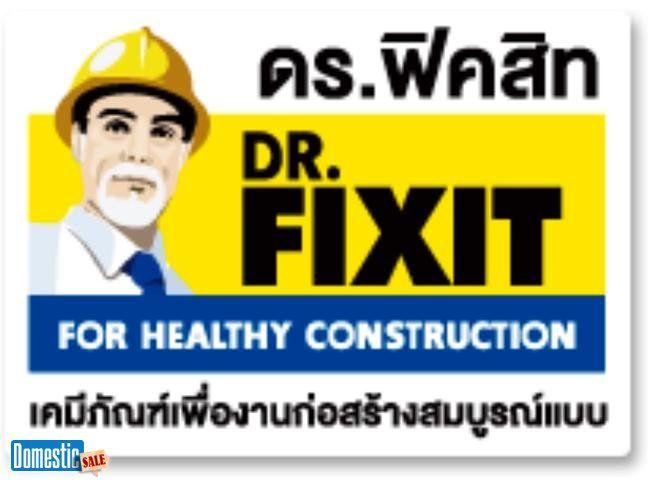 Pidilite Bamco Ltd Presents Dr Fixit Product Range