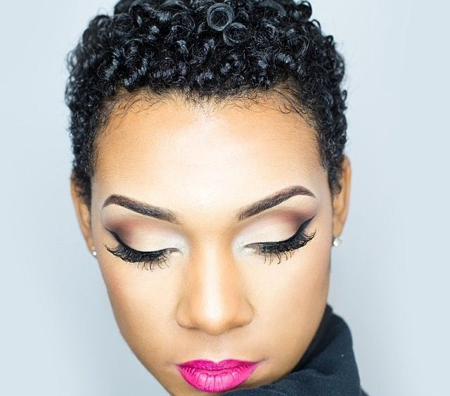 Low Cut Hairstyles For Black Females: Pin On Hair Raising Ideas