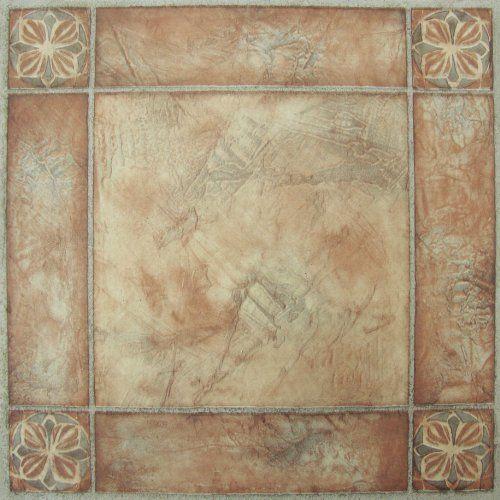 Bathroom Progress And Five Reasons I Love Groutable Self Adhesive Vinyl Floor Tiles Self Adhesive Vinyl Tiles Tile Floor Vinyl Flooring
