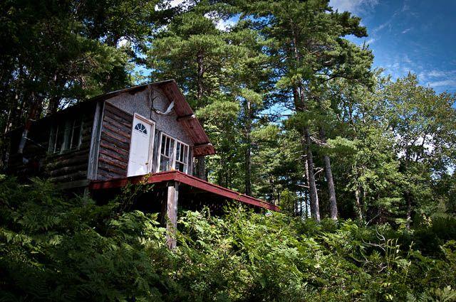 mountain cabin near arthur s pass new zealand thoreau away rh pinterest nz