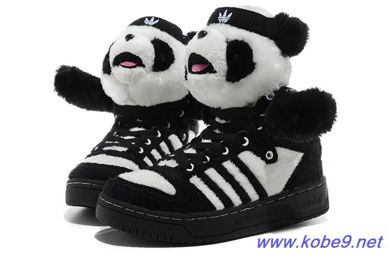 huge selection of f8e8b 25ca1 Authentic Adidas X Jeremy Scott Panda Shoes For Sale