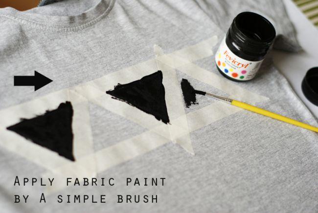Diy T Shirt Com Imagens Customizacao De Roupas Velhas