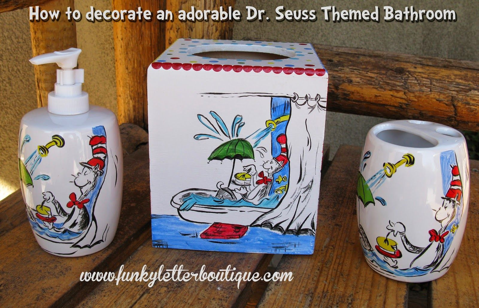 How To Decorate An Adorable Dr Seuss Cat In The Hat Themed