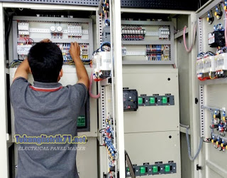 Jasa Wiring Panel Ats Amf Diagram Perencanaan Tata Letak