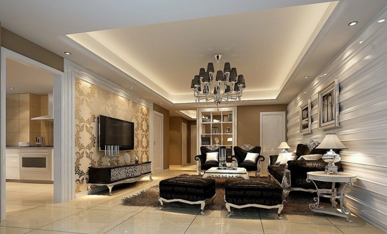 Neoclassical interior architecture google search arax for Living room structure design