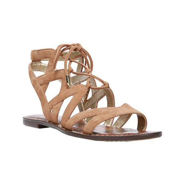 Women's Sam Edelman Gemma Lace Up Gladiator Sandal ($100