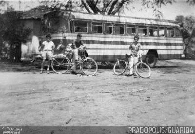 Ônibus da empresa Ônibus Particulares, carro 3, carroceria CAIO Coach , chassi Mercedes-Benz LP-321. Foto na cidade de Pradópolis-SP por PRADOPOLIS/GUARIBA, publicada em 07/05/2015 17:36:54.