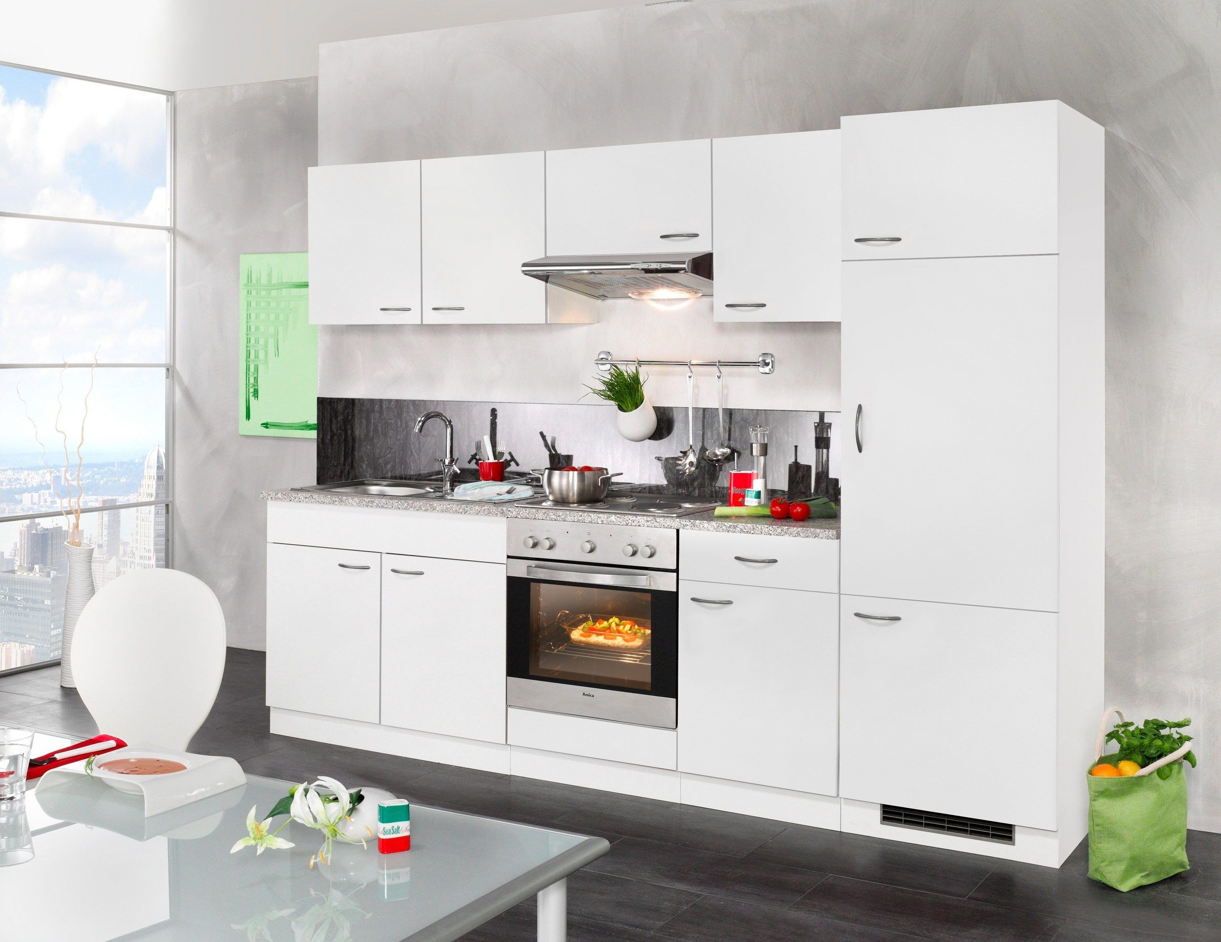 Wiho Kuchen Kitchen Cabinet I Shape Held Kitchen Units Kitchen Kitchen Trends