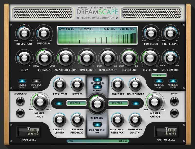 Minimal System Group Dreamscape Reverb