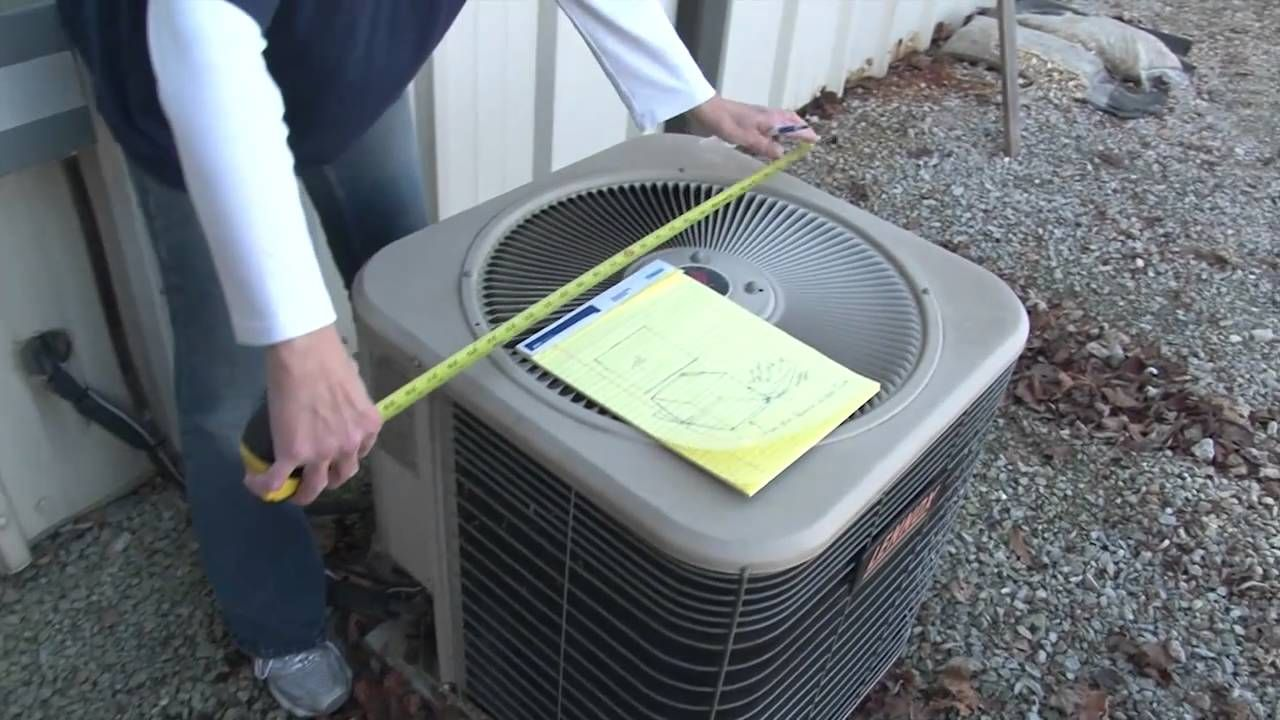 How to make an Air Conditioner Cover Air conditioner